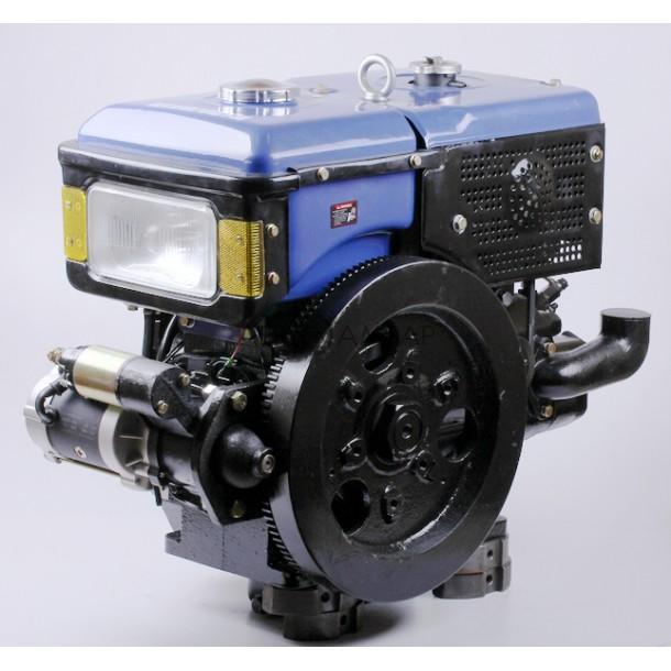 Двигатель R195NL - GZ (12 л.с.)