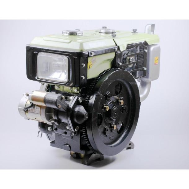 Двигатель Зубр SH190NDL (10 л.с.) с электростартером