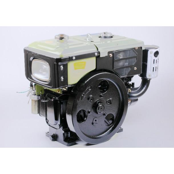 Двигатель Зубр SH180NDL (8 л.с.) с электростартером
