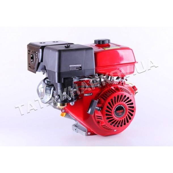 Двигатель 188F - (под шлицы Ø25мм) (13 л.с.)