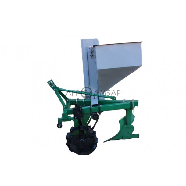 Картофелесажалка тракторная на плуге (без плуга) (ШИП)