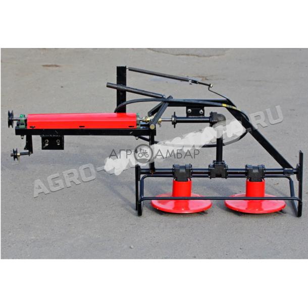 Косилка роторная ременная Т-1200 (боковая, для мототрактора)