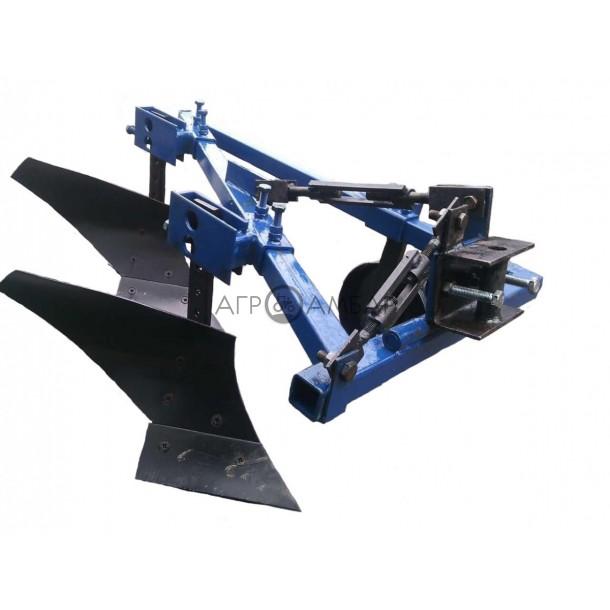 Плуг тракторный 2-25 под сажалку (3-х точечное крепление)