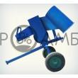 Измельчитель веток + дровокол для мотоблока (без конуса, односторонняя заточка ножей) (Полтава)