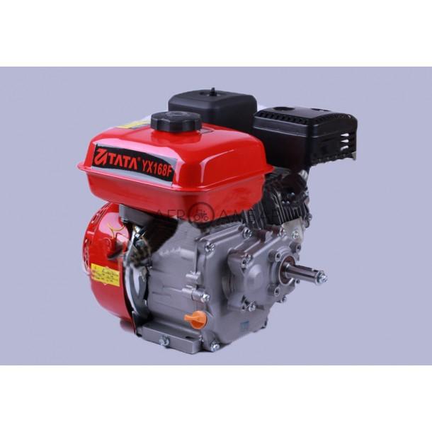 Двигатель 168F - (с понижающим редуктором 1/2) (6,5 л.с.)