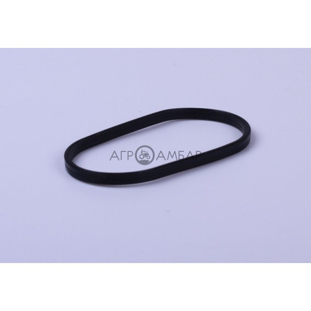 Прокладка головки цилиндра  (резиновое овальное) (178F/186F)