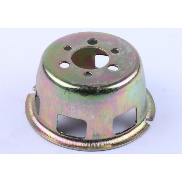 Шкив стартера ручного (стакан стартера) (178F)