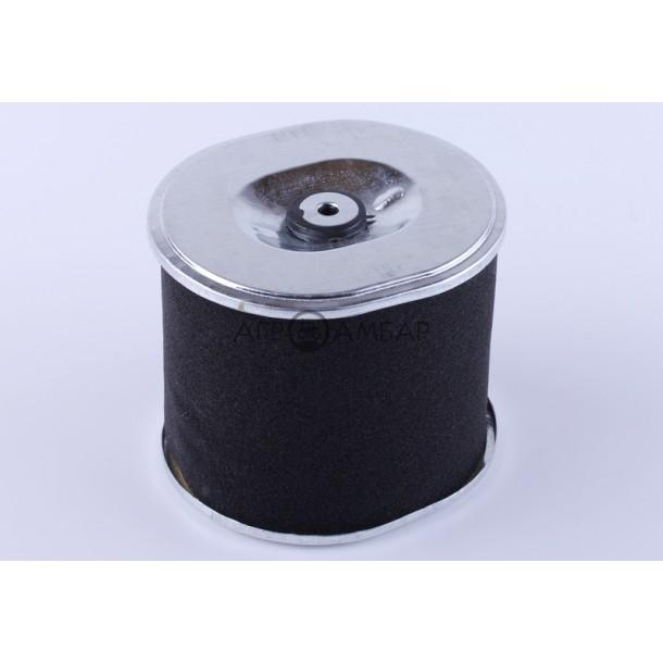 Фильтрующий элемент воздушного фильтра (бумажный) h-90mm  (188F/190F)