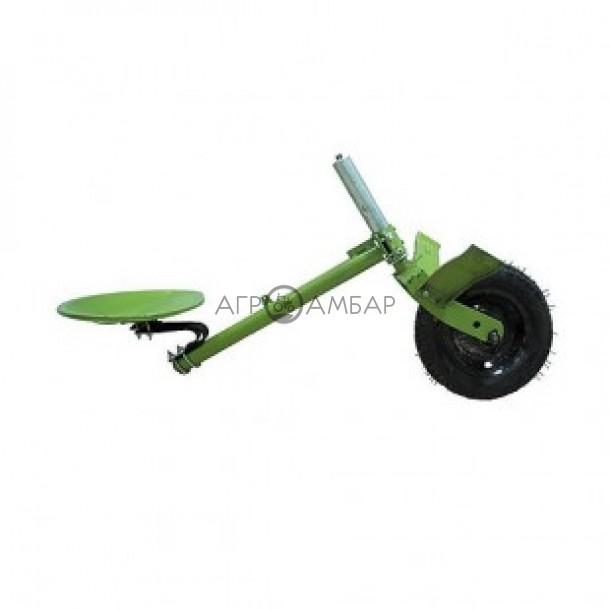 Сиденье к почвофрезе с колесом