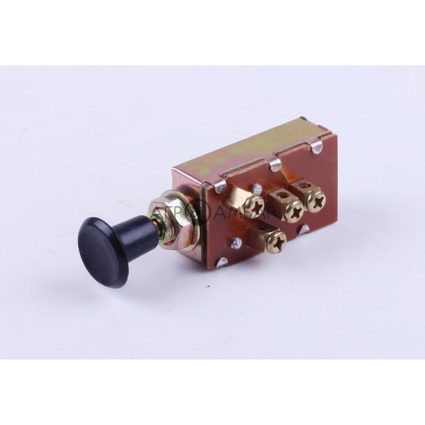 Выключатель фар на 2 положения (DongFeng) ( JK107 )