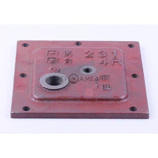 Крышка корпуса КПП (DongFeng 354/404) ( 300.38.113A-1 )