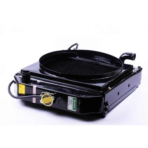 Радиатор охлаждения (DongFeng 354) ( 354.13.013 )