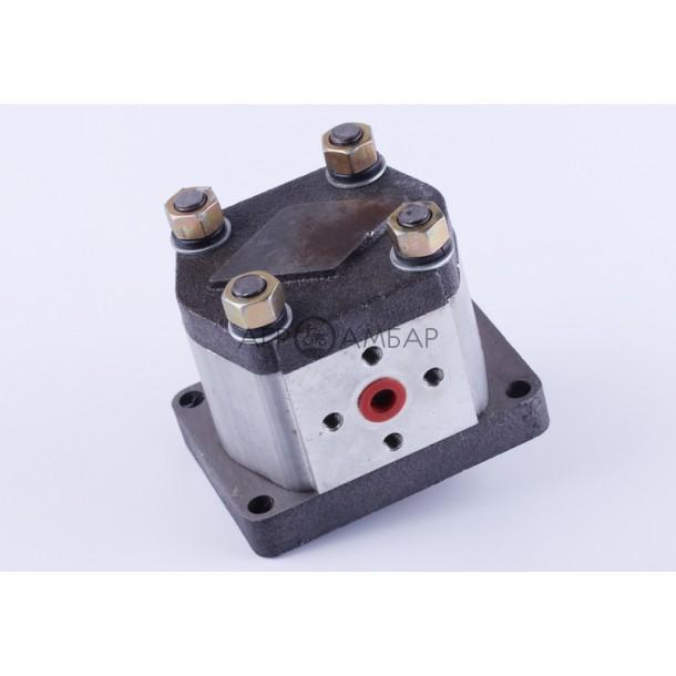 Насос гидравлический (мототрактор)