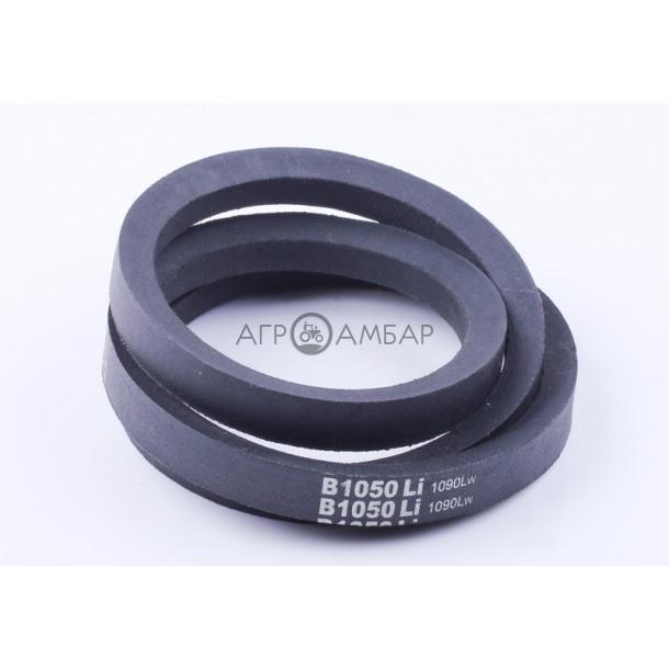 Ремень гидравлического насоса B-1050 (мототрактор)