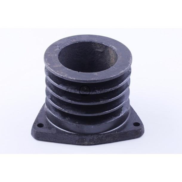 Шкив маховика (4 ручья) Ø135 MM (мототрактор)