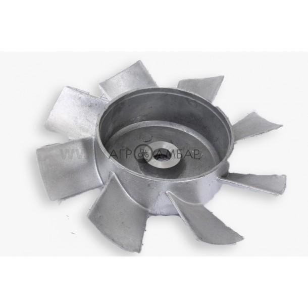 Крыльчатка вентилятора (метал) (R195)