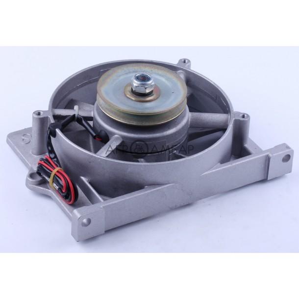 Вентилятор в сборе (c генератором) (R175/R180)