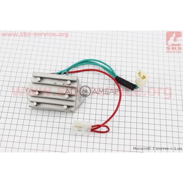 Реле зарядки (4 провода) (R175/R180)