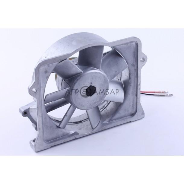 Вентилятор в сборе (с генератором) (ZUBR original) (R195)