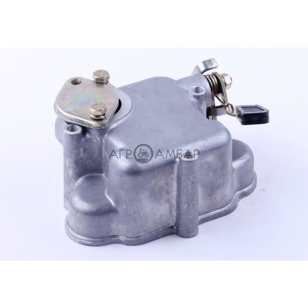 Крышка клапанов (1GZ90) (алюминий) (R195)