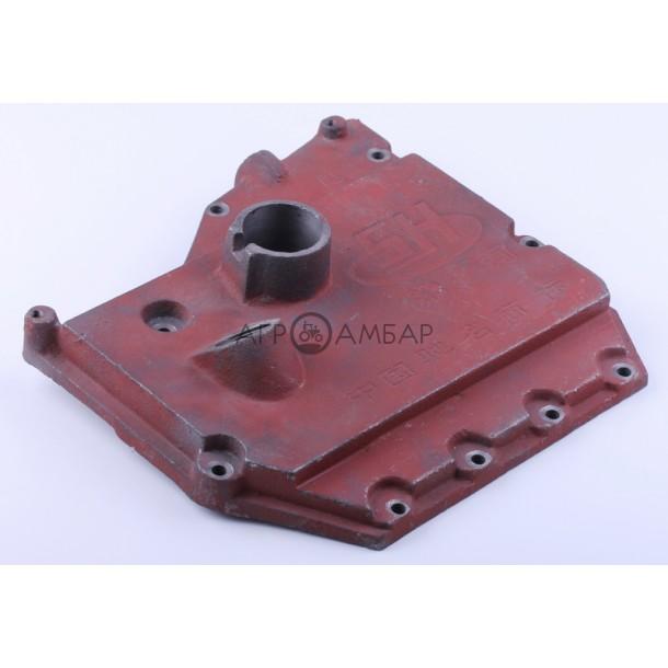 Крышка блока двигателя (картера) (ZUBR original) 9 отв. (R190/R195)