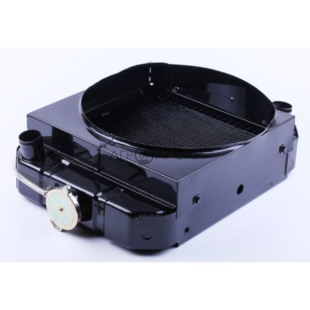 Радиатор DLH1100 (Xingtai 160) ( 12A.13.011 )