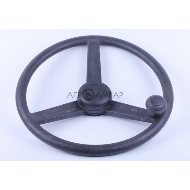 Колесо рулевое (Xingtai 120/224) ( 10T.40.013 )