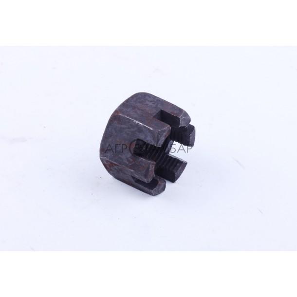 Гайка корончатая D-19mm  ( 12.31.101 )
